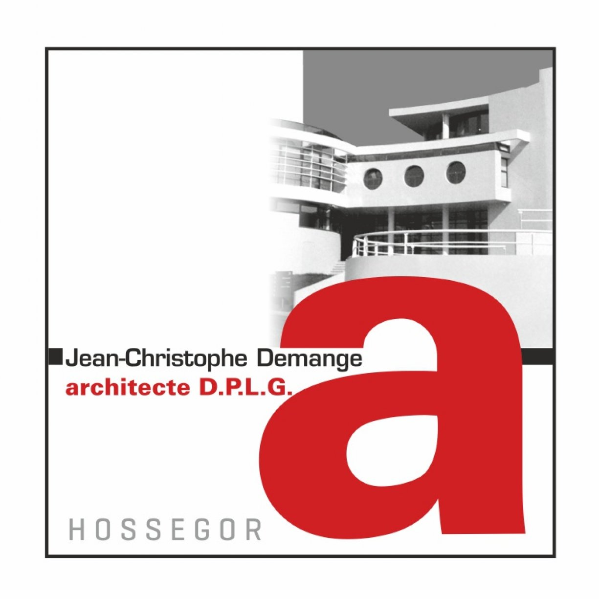 Demange Jean-Christophe Architecte